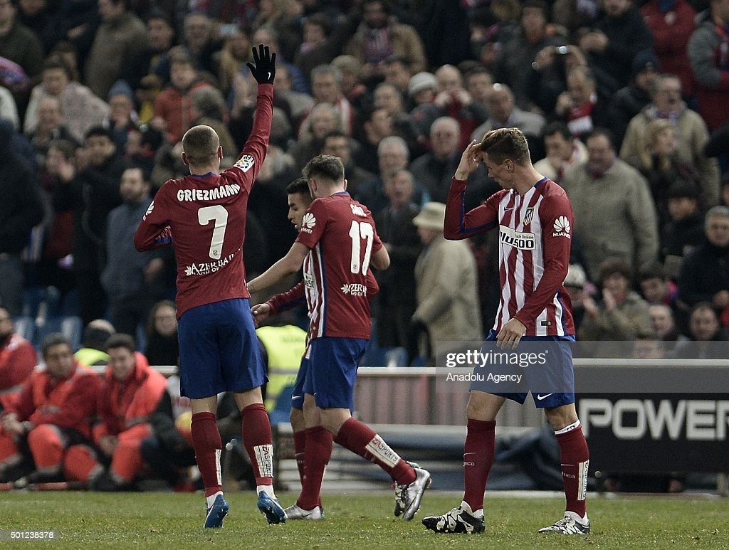 Atletico Madrid v Athletic Bilbao - La Liga : News Photo
