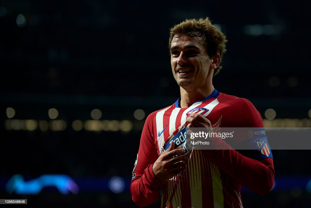 Club Atletico de Madrid v Borussia Dortmund - UEFA Champions League : News Photo