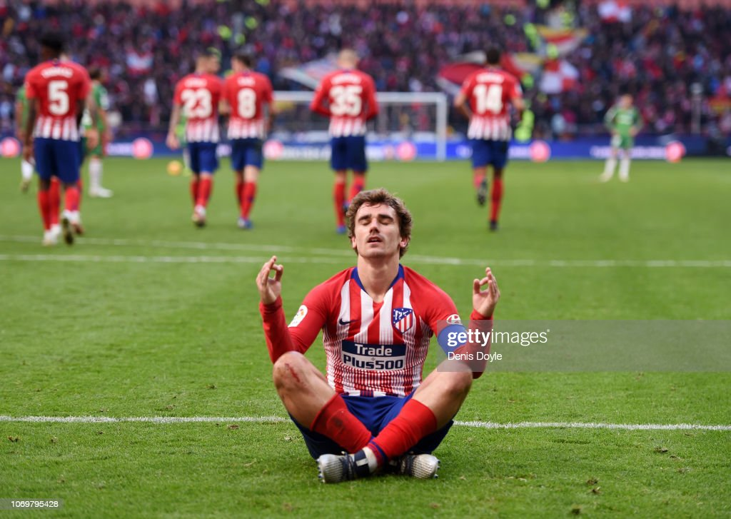 Club Atletico de Madrid v Deportivo Alaves - La Liga : News Photo