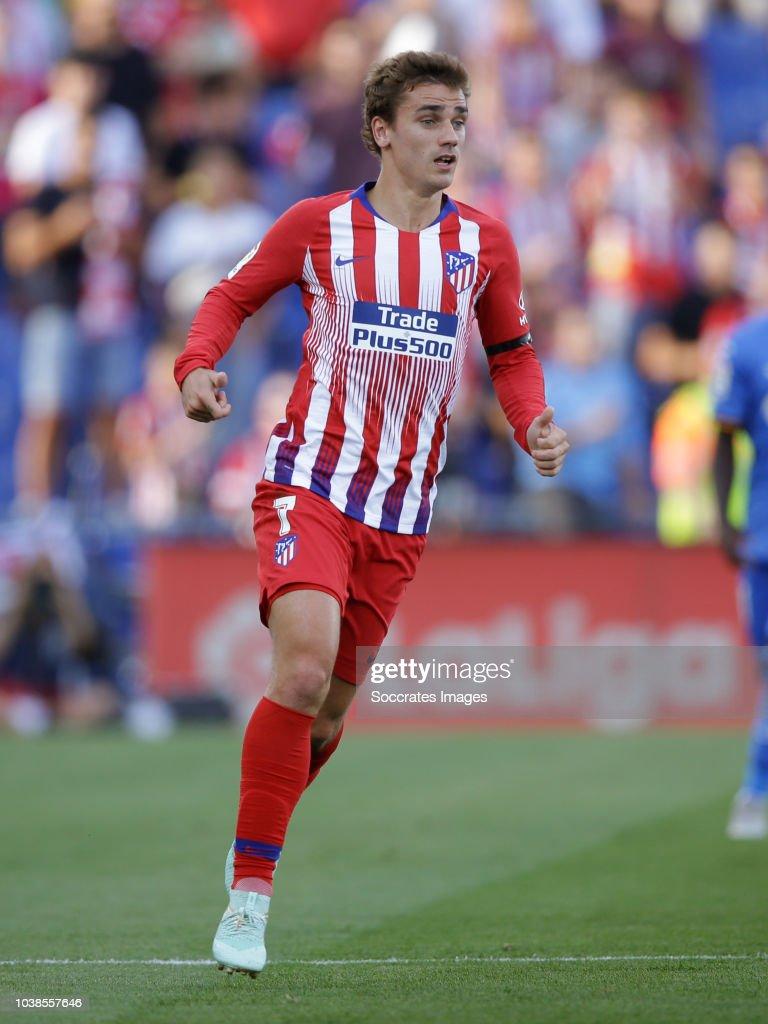 Getafe v Atletico Madrid - La Liga Santander : News Photo