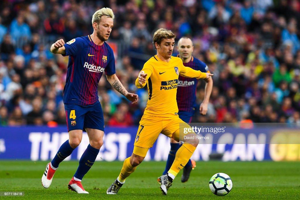 Barcelona v Atletico Madrid - La Liga : News Photo
