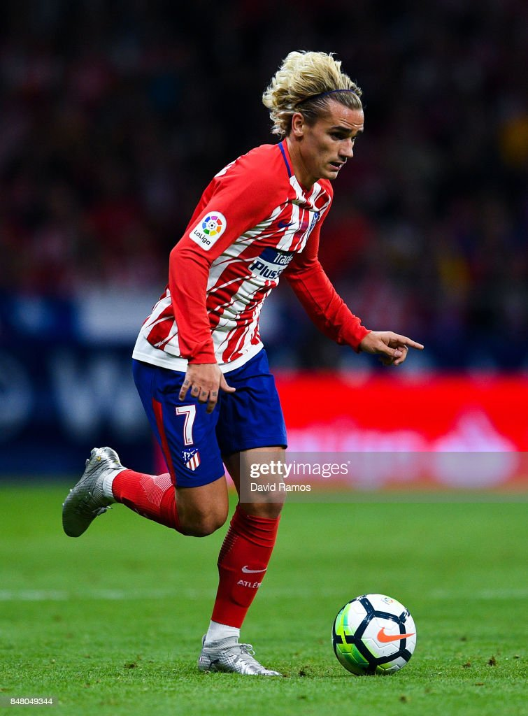 Atletico Madrid v Malaga - La Liga : News Photo