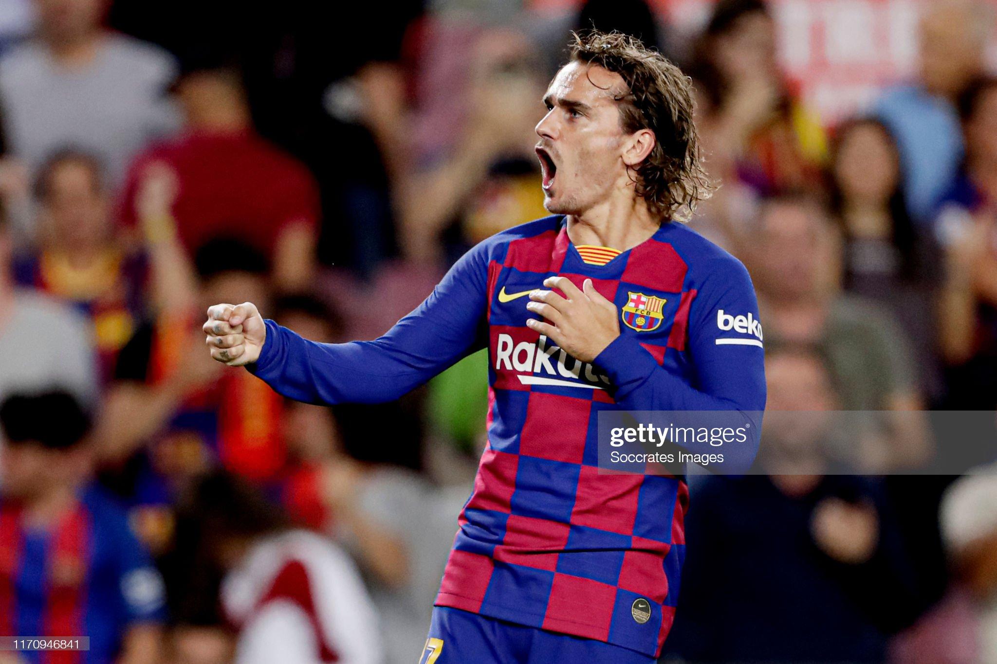 صور مباراة : برشلونة - فياريال 2-1 ( 24-09-2019 )  Antoine-griezmann-of-fc-barcelona-celebrates-10-during-the-la-liga-picture-id1170946841?s=2048x2048