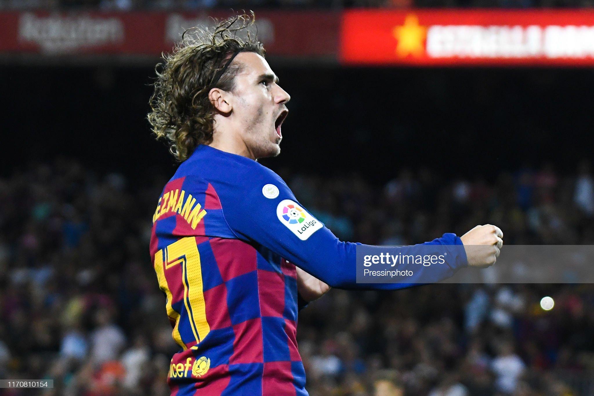 صور مباراة : برشلونة - فياريال 2-1 ( 24-09-2019 )  Antoine-griezmann-of-fc-barcelona-celebrates-his-goal-during-the-liga-picture-id1170810154?s=2048x2048