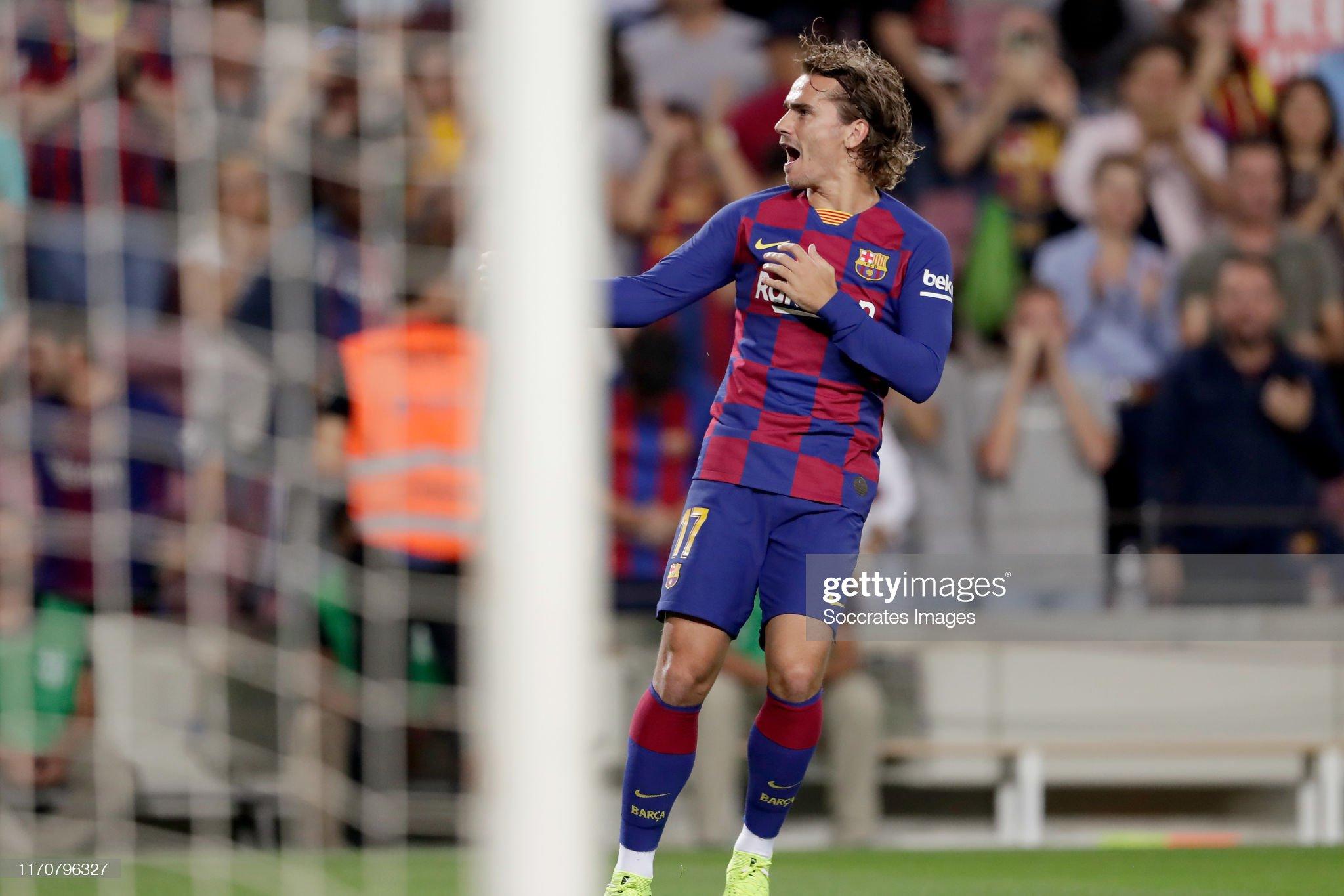 صور مباراة : برشلونة - فياريال 2-1 ( 24-09-2019 )  Antoine-griezmann-of-fc-barcelona-celebratess-10-during-the-la-liga-picture-id1170796327?s=2048x2048