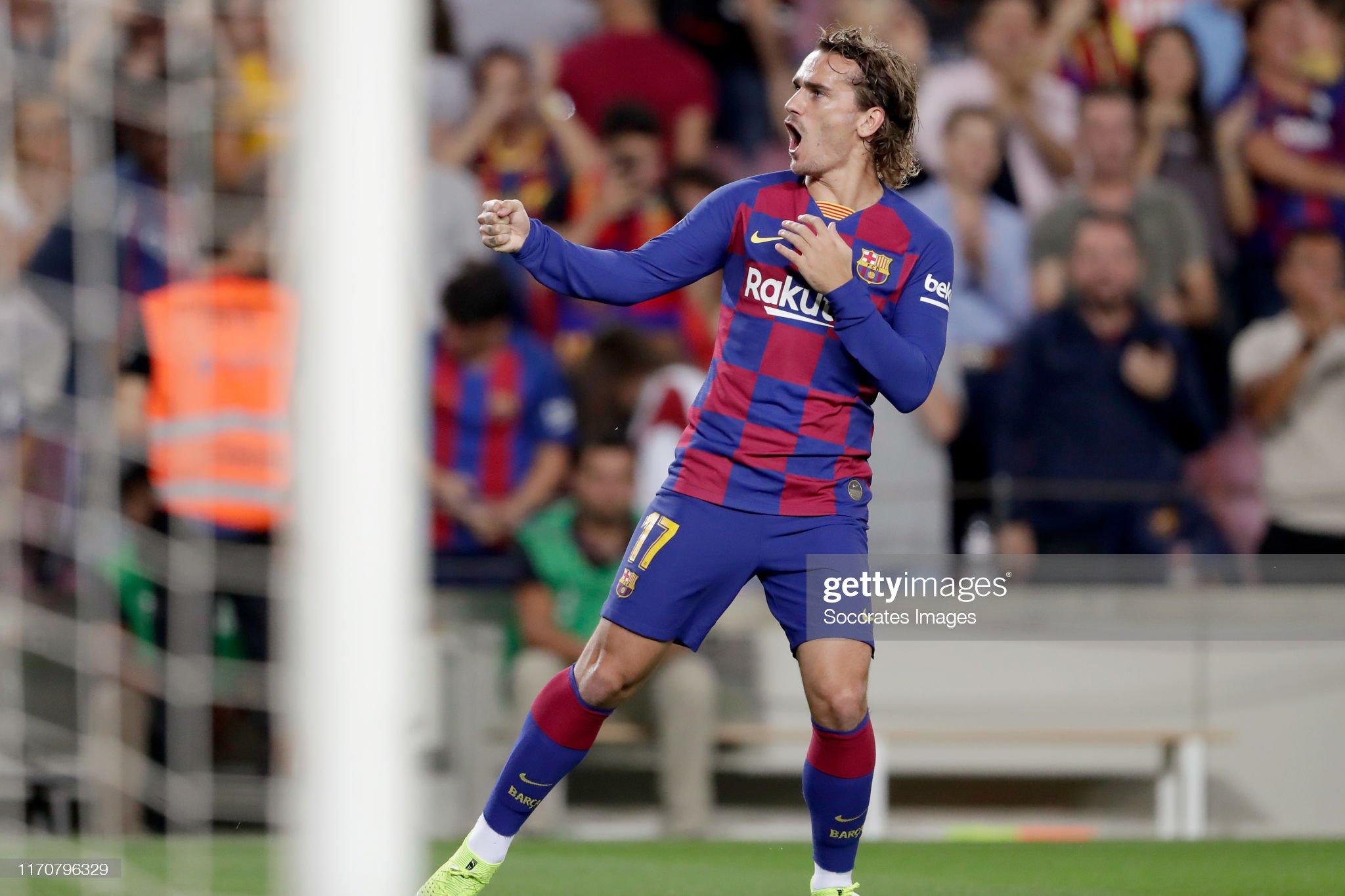 صور مباراة : برشلونة - فياريال 2-1 ( 24-09-2019 )  Antoine-griezmann-of-fc-barcelona-celebratess-10-during-the-la-liga-picture-id1170796329?s=2048x2048