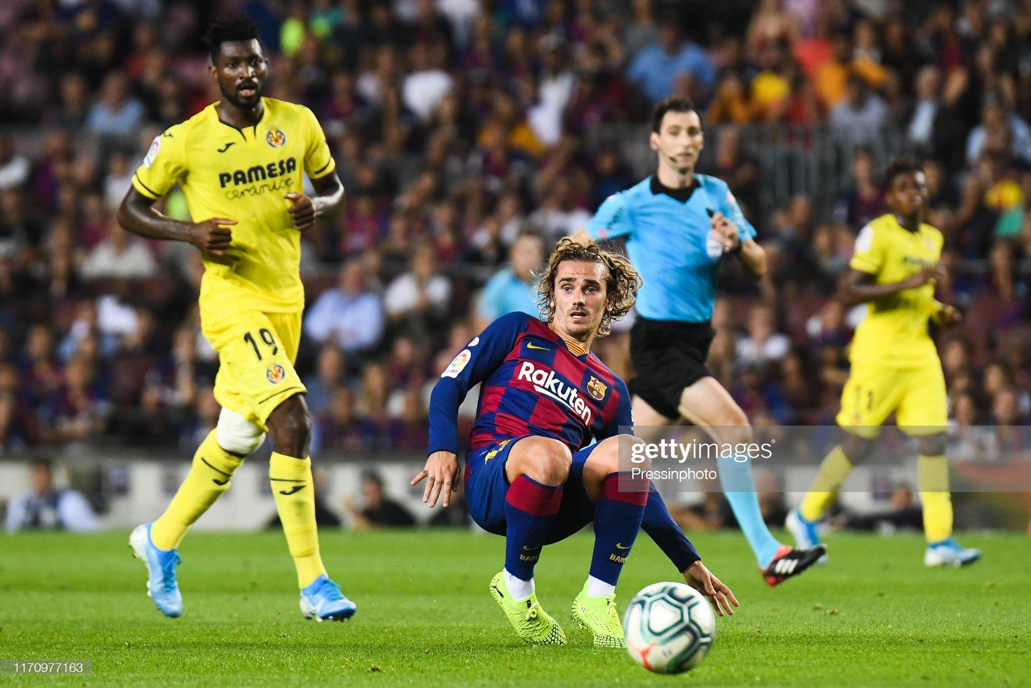 صور مباراة : برشلونة - فياريال 2-1 ( 24-09-2019 )  Antoine-griezmann-of-fc-barcelona-during-the-liga-match-between-and-picture-id1170977163?s=2048x2048