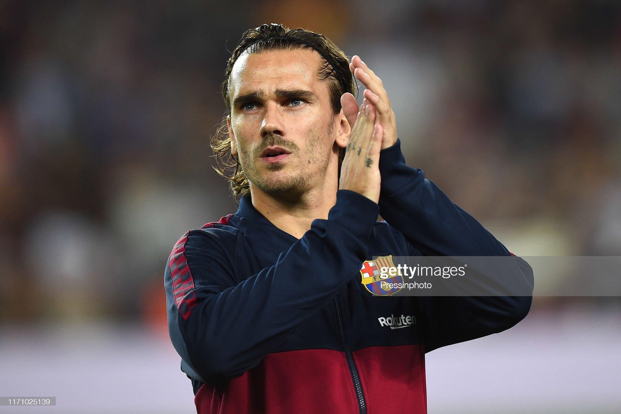 صور مباراة : برشلونة - فياريال 2-1 ( 24-09-2019 )  Antoine-griezmann-of-fc-barcelona-during-the-liga-match-between-and-picture-id1171025139?s=2048x2048