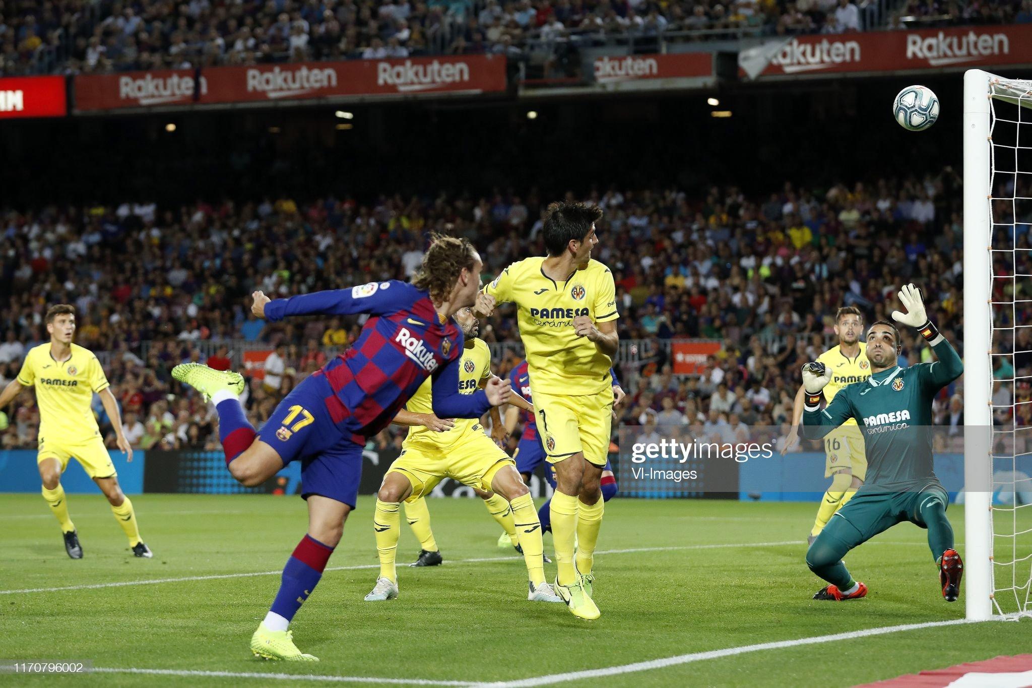 صور مباراة : برشلونة - فياريال 2-1 ( 24-09-2019 )  Antoine-griezmann-of-fc-barcelona-gerard-moreno-of-villarreal-cf-xavi-picture-id1170796002?s=2048x2048