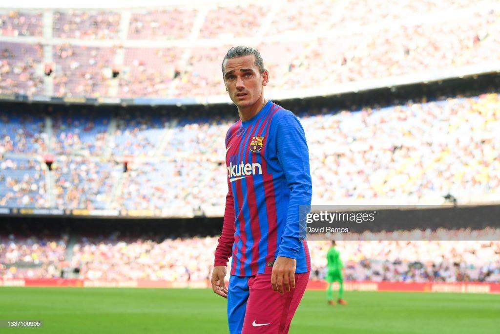FC Barcelona v Getafe CF - LaLiga Santander : News Photo