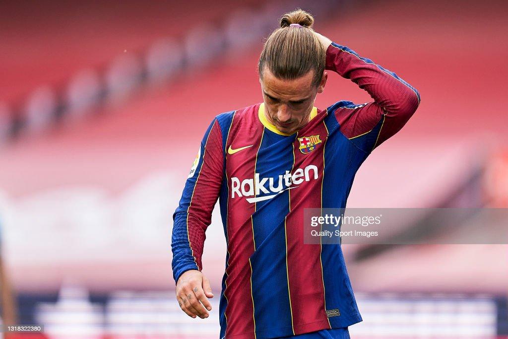 FC Barcelona v RC Celta - La Liga Santander : News Photo