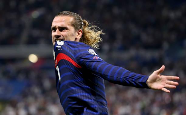 FRA: France v Finland - 2022 FIFA World Cup Qualifier
