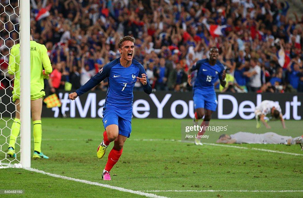 France v Albania - Group A: UEFA Euro 2016 : News Photo