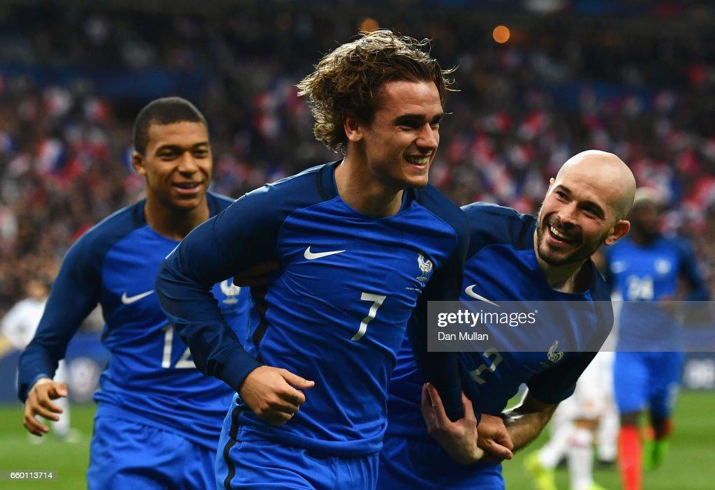 France v Spain - International Friendly : News Photo