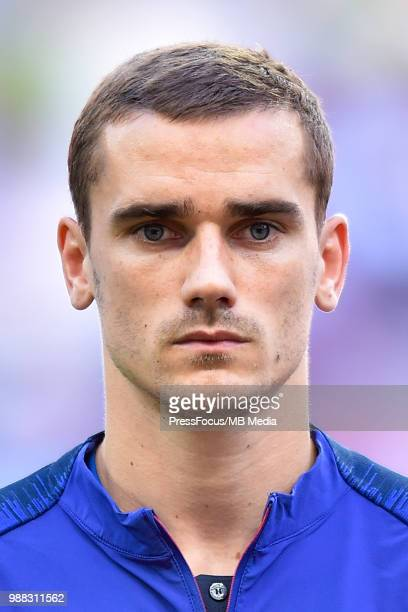 Antoine Griezmann of France during the 2018 FIFA World Cup Russia Round of 16 match between France and Argentina at Kazan Arena on June 30 2018 in...