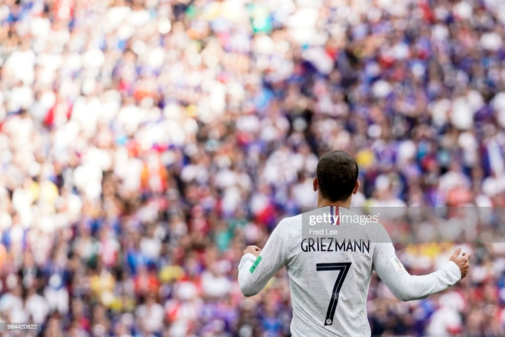 Denmark v France: Group C - 2018 FIFA World Cup Russia : News Photo