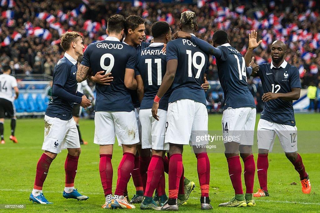 """International Friendly - """"France v Germany"""" : News Photo"""