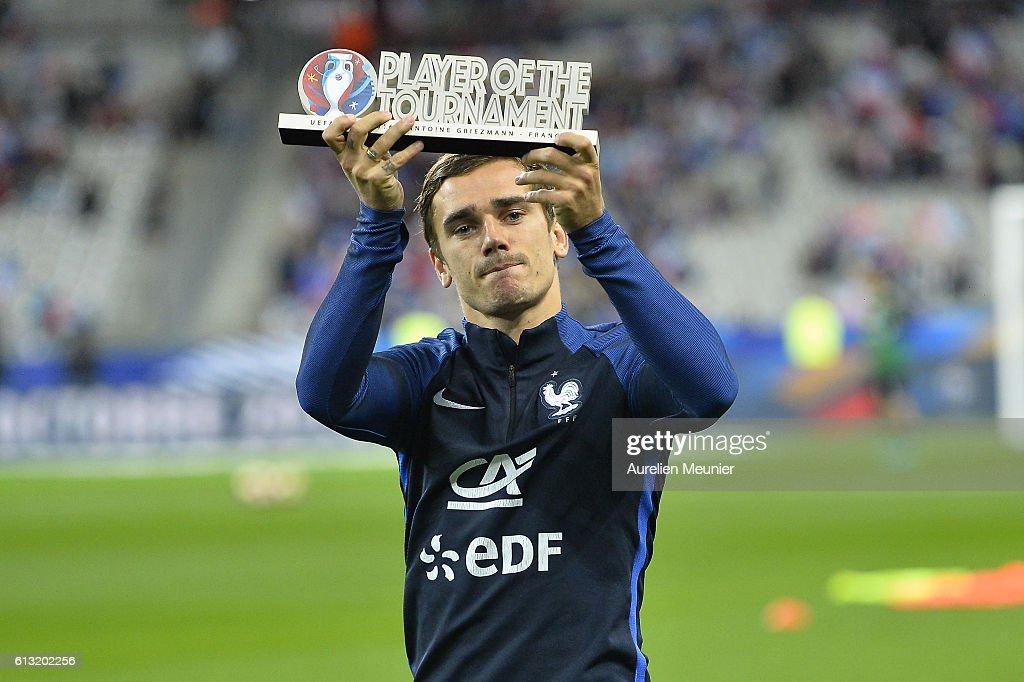 France v Bulgaria - FIFA 2018 World Cup Qualifier : News Photo