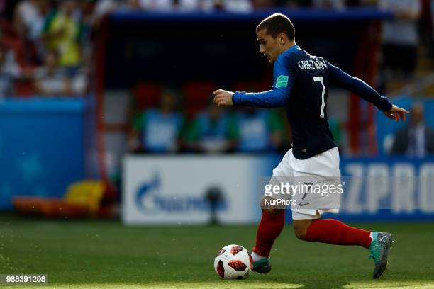 Antoine Griezmann of France team during the 2018 FIFA World Cup Russia Round of 16 match between France and Argentina at Kazan Arena on June 30 2018...