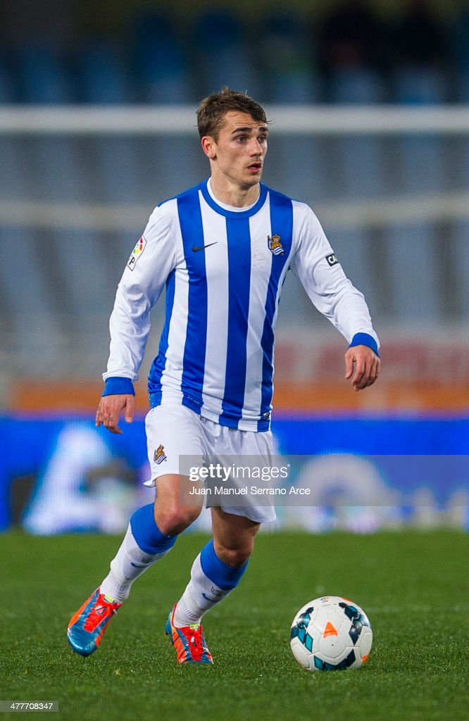 Real Sociedad de Futbol v Rayo Vallecano de Madrid - La Liga : News Photo