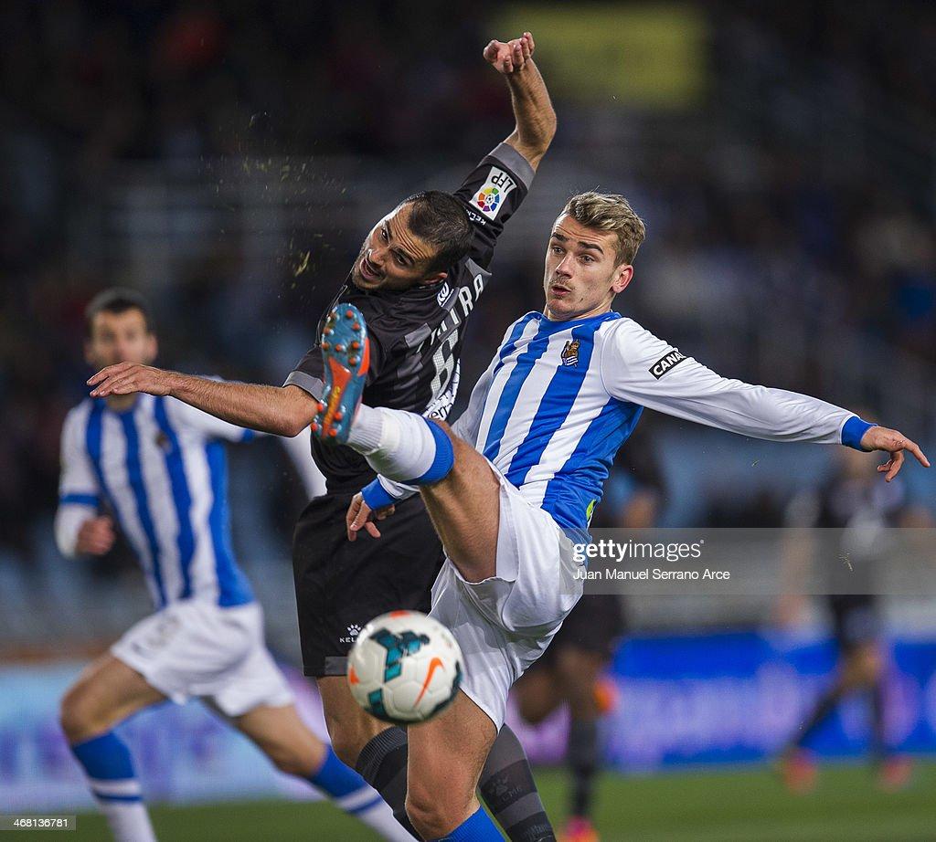 Real Sociedad de Futbol v Levante UD - La Liga