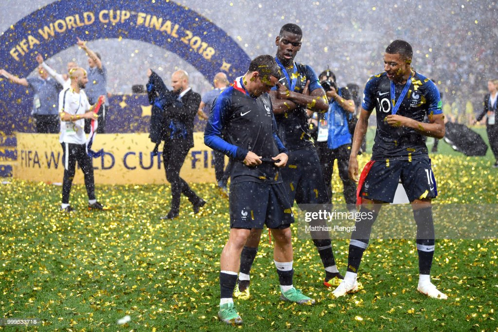 France v Croatia - 2018 FIFA World Cup Russia Final   News Photo 29f518cfd6d22