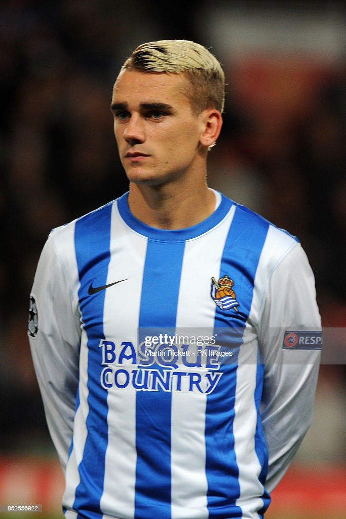 size 40 ab329 a81af Antoine Griezmann, Real Sociedad News Photo - Getty Images