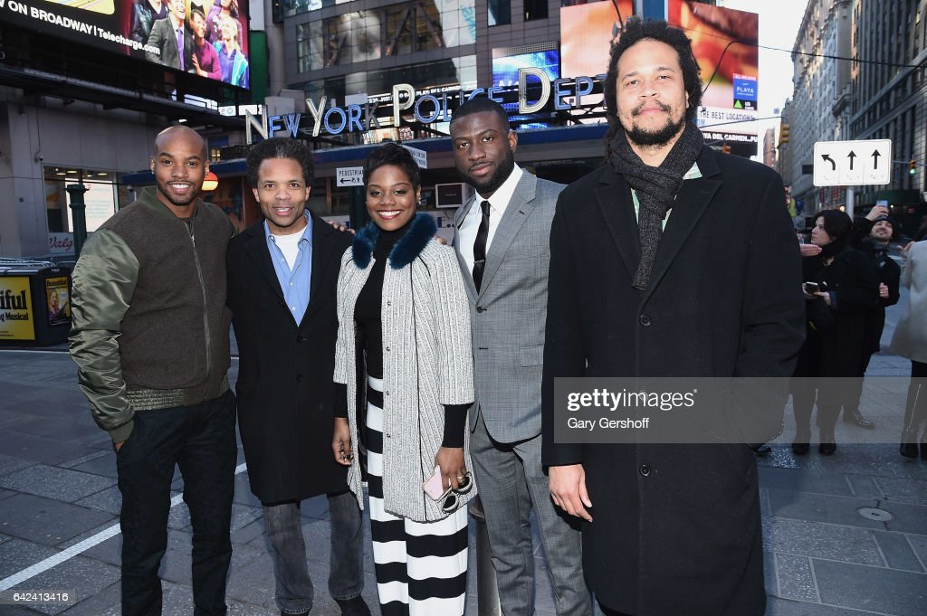 "Vh1's ""The Breaks"" Rings The Nasdaq Opening Bell"