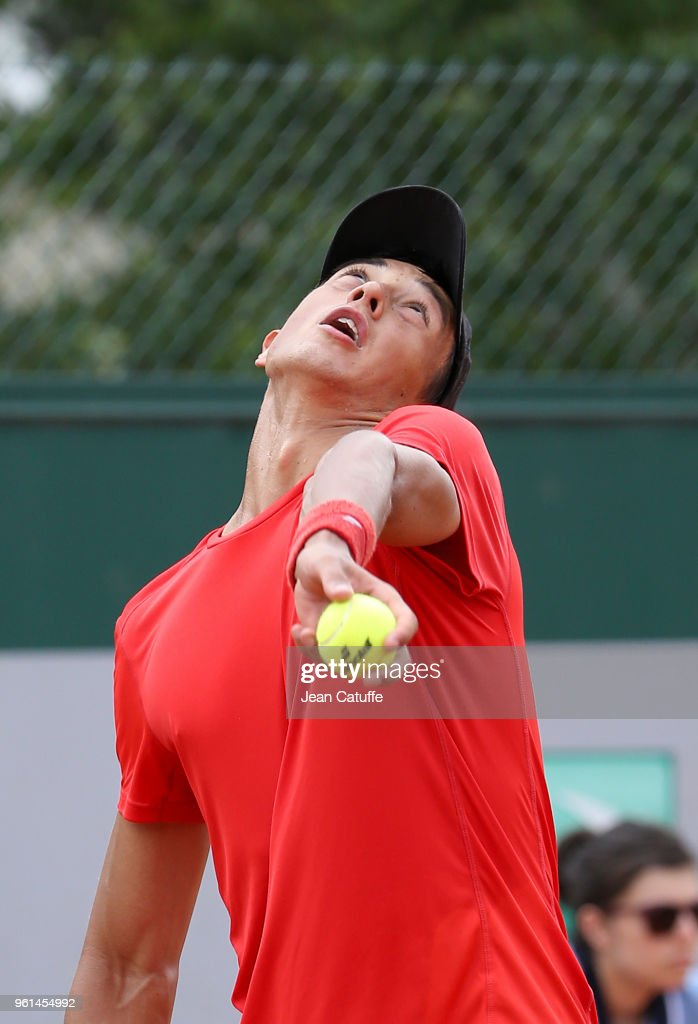 2018 French Open - Previews : News Photo
