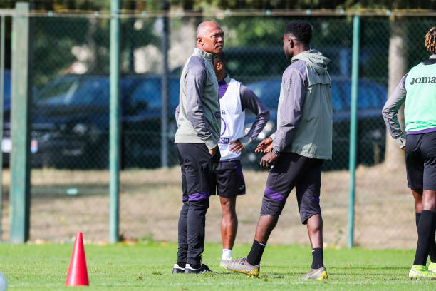 FRA: Antoine Kombouare - Toulouse Football Club
