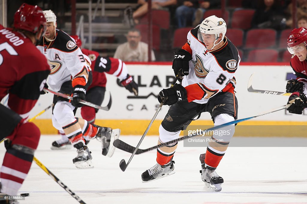 Anaheim Ducks v Arizona Coyotes : News Photo