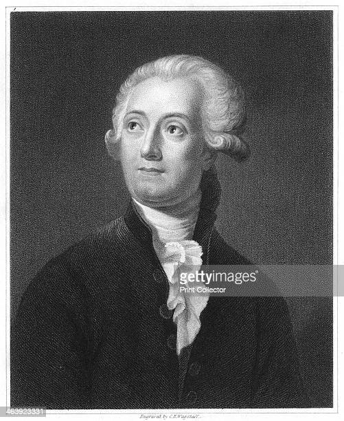 Antoine Laurent Lavoisier French chemist 18th century 19th century copy of an earlier portrait of French chemist Lavoisier one of the discoverers of...