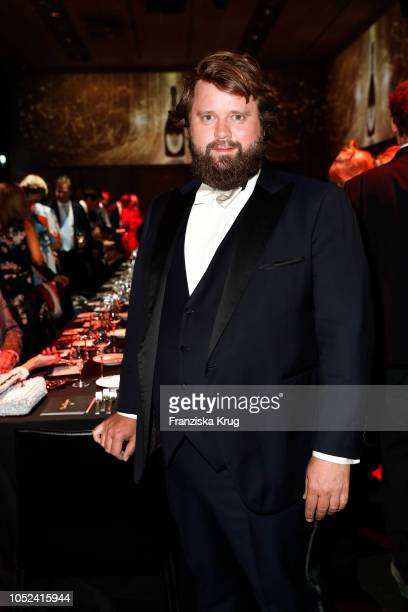 Antoine Monot Jr attends the Dom Perignon 'The Legacy' on October 17 2018 in Munich Germany