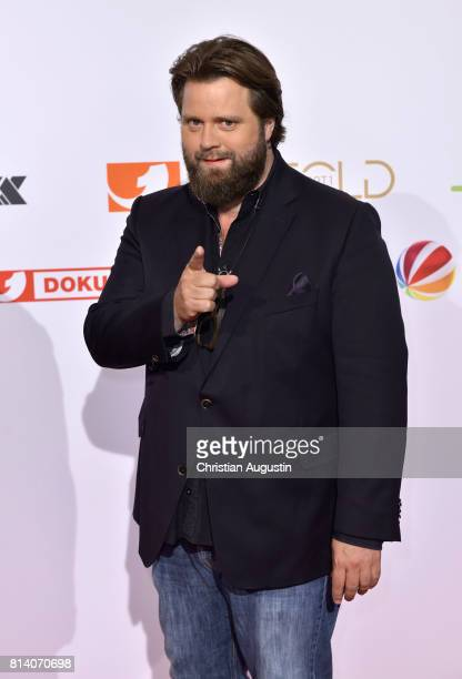 Antoine Monot Jr attends the program presentation of the television channel ProSiebenSat1 on July 13 2017 in Hamburg Germany
