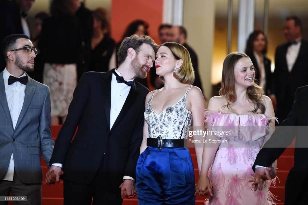 "FRA: ""The Gangster, The Cop, The Devil"" Red Carpet - The 72nd Annual Cannes Film Festival"