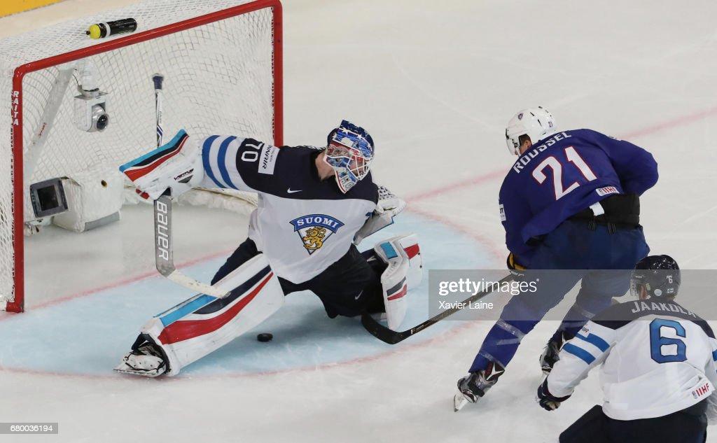 Finland v France - 2017 IIHF Ice Hockey World Championship