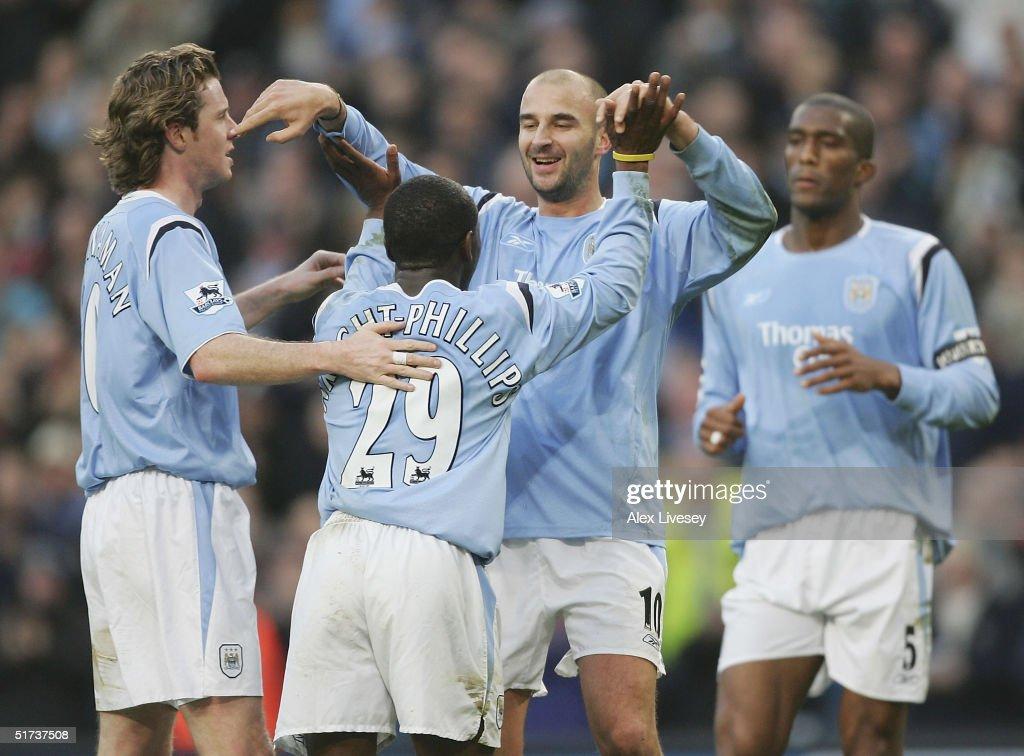 Manchester City v Blackburn Rovers : News Photo