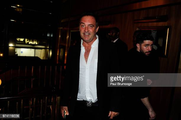 Antoine Verglas attends MarVista Entertainment And Parkside Pictures With The Cinema Society Host The After Party For 'The Year Of Spectacular Men'...