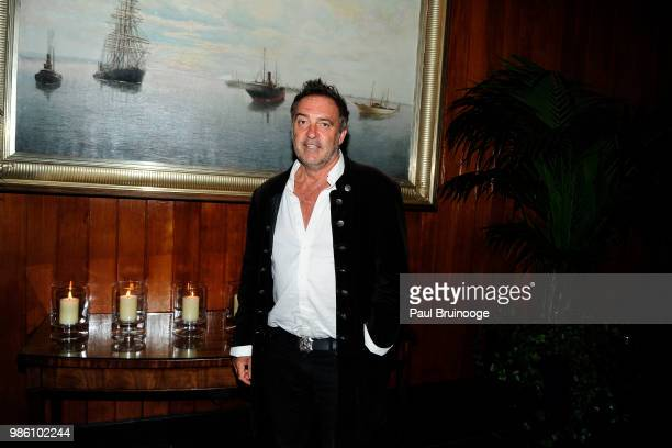 Antoine Verglas attends The Cinema Society With Synchrony And Avion Host The After Party For Marvel Studios' 'AntMan And The Wasp' at The Water Club...