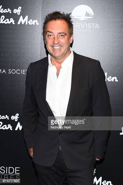 Antoine Verglas attends 'The Year Of Spectacular Men' New York Premiere at The Landmark at 57 West on June 13 2018 in New York City
