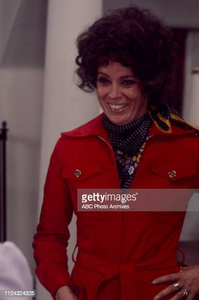 Antoinette Bower appearing in the ABC tv movie 'See the Man Run'