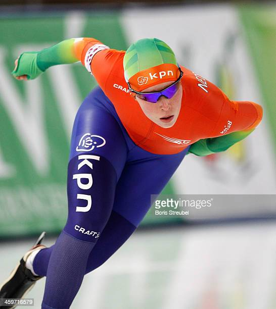 Antoinette De Jong Speed Skater Stock Photos and Pictures ...