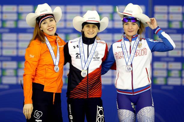 CAN: ISU World Cup Speed Skating - Calgary