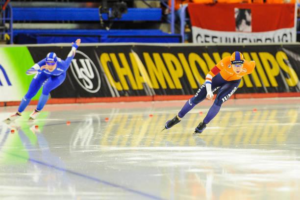CAN: ISU World Allround Speed Skating Championships Calgary