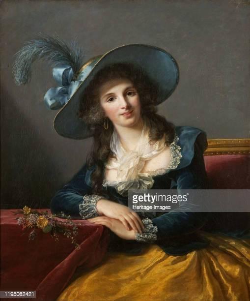 Antoinette Elisabeth Marie d'Aguesseau comtesse de Ségur 1785 Found in the Collection of Musée de l'Histoire de France Château de Versailles Artist...