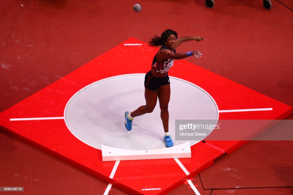 IAAF World Indoor Championships - Day Two : Photo d'actualité