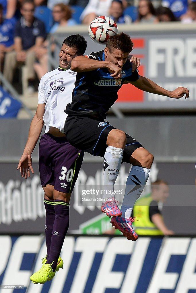 SC Paderborn v FC Everton - Pre Season Friendly