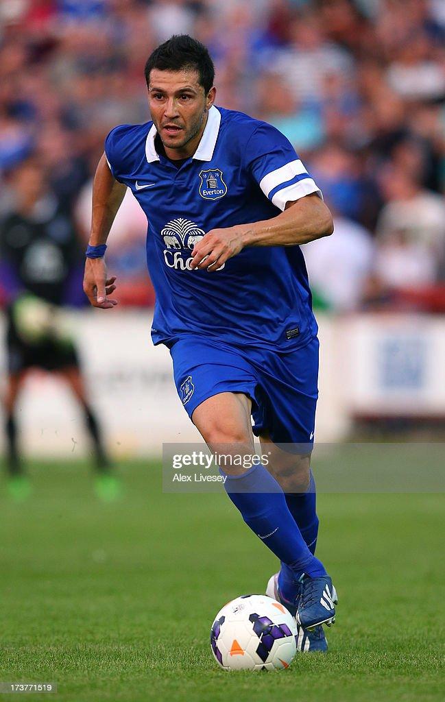 Accrington Stanley v Everton - Pre Season Friendly