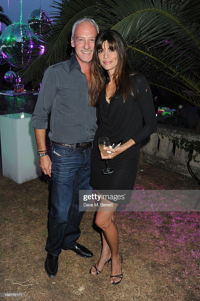 Goga Ashkenazi And Marianna Belchanskaya Host Summer Party St Tropez
