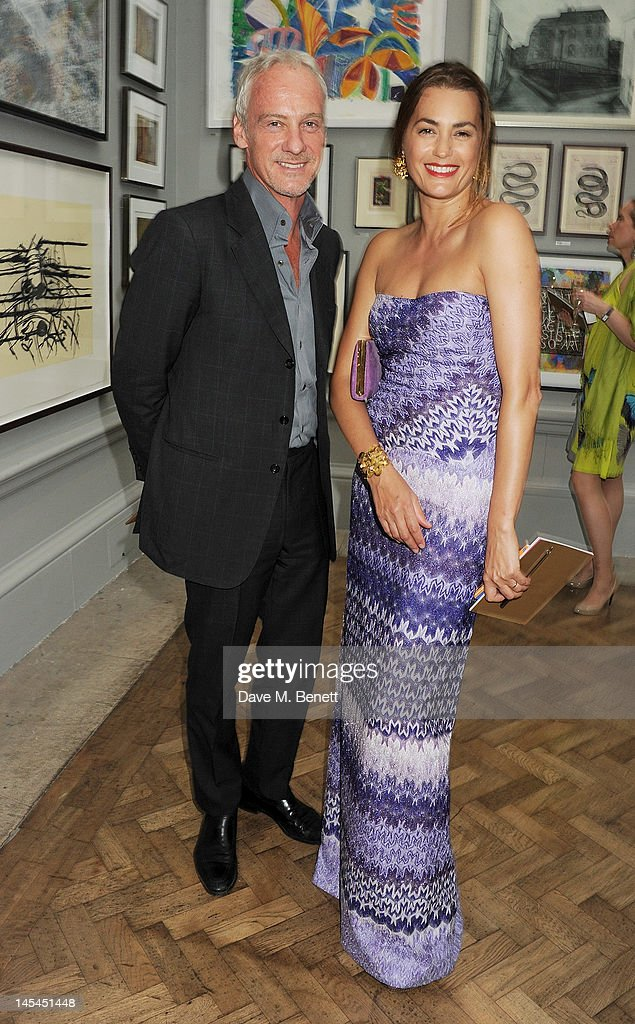 The Royal Academy of Arts Summer Exhibition Preview Party - Inside